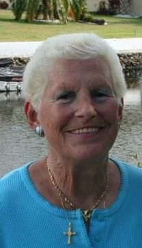 Patricia M. Ball obituary photo