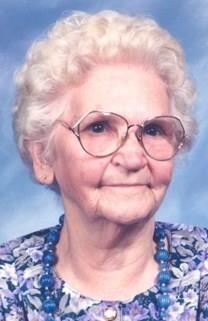 Mary E. KESTERSON obituary photo