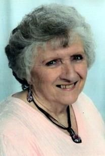 Irene Toumey obituary photo