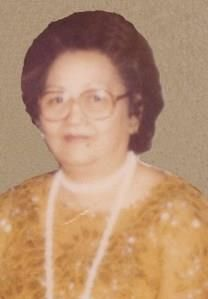 Vicenta Banaban obituary photo