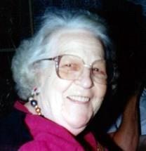 Glestie Breedlove obituary photo