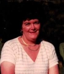 Doris A. Billstein obituary photo