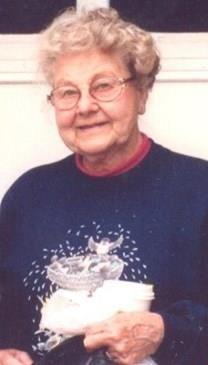 Verna Elizabeth Mullen obituary photo