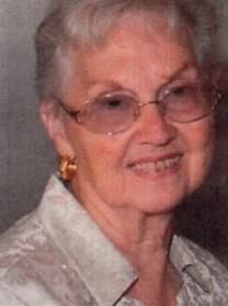 Dorothy Rose Cowan obituary photo