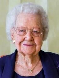 Jeanette G. Witt obituary photo