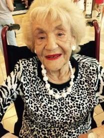 Gertrude Slom Merlin obituary photo