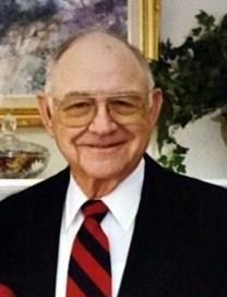 James Ewing Wilson obituary photo