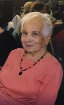 Virginia Tsoutsos obituary photo