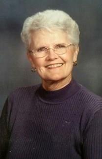 Janet Maryann Newell obituary photo