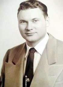 John Rodney Stringer obituary photo