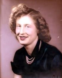 Helen V. Craddock obituary photo