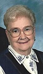 Jane Therese Harris obituary photo