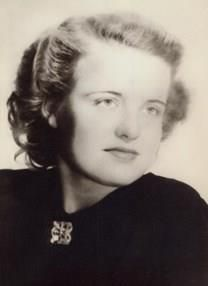 Shirley Jane Bowden obituary photo