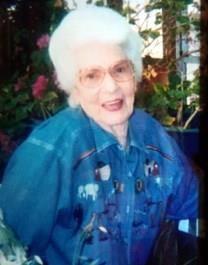 Alyene M. Burgess obituary photo