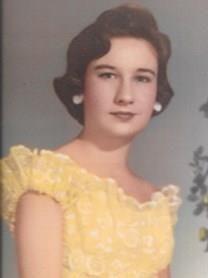 Lou Ann Mahaney obituary photo