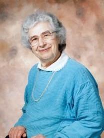 Vera Lorraine Plasters obituary photo