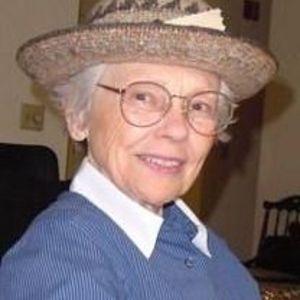 Geraldine Saviers Dameron