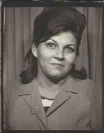 Mary Baeza obituary photo