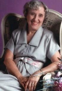 Patricia Lucille Pfau obituary photo