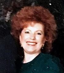 Sandra R. Sander obituary photo