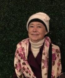 Serena Lam obituary photo