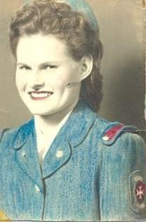 Beverly Maebelle Bradley obituary photo