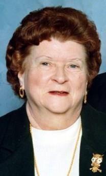 Doris B. Daneker obituary photo