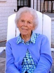 Ida Frances Cotten Robertson obituary photo