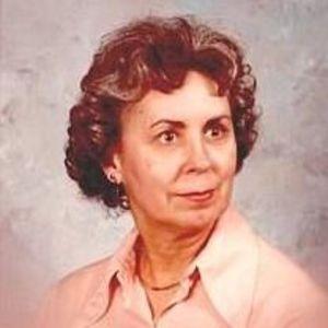 Lillian Irene Zimmerman Moss