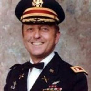 Col. Us Army Anthony Joseph Ortner
