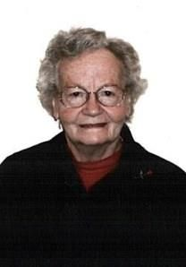 Helen Louise Majors obituary photo