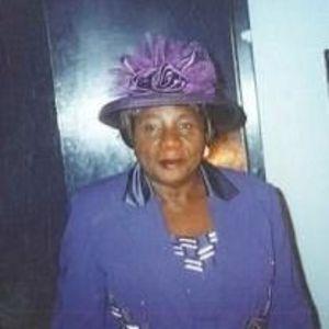 Georgia Mae White