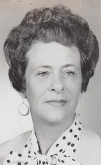 Mildred McWhorter obituary photo