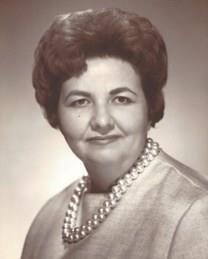 Margrette Holbert Stevenson obituary photo