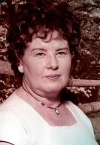 Mary Lu Mauk obituary photo