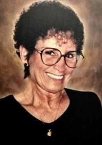 Nancy White obituary photo