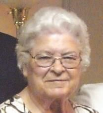 Ruby Fern Burkett obituary photo