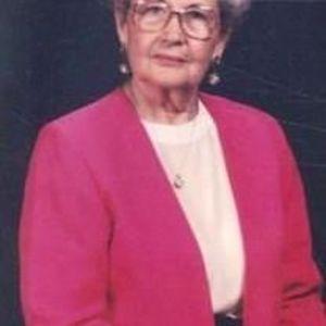 Vera Mae Hanks
