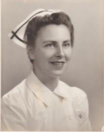 Frances Howe Smith obituary photo