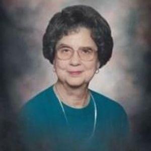 Margaret Evelyn Bidwell