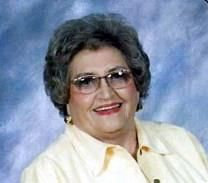 Doris Gail Killough obituary photo
