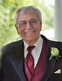 Samuel Franklin MINTON obituary photo