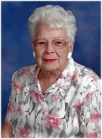 Doris A. Lucas obituary photo