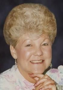 Roberta Jean Rapp obituary photo