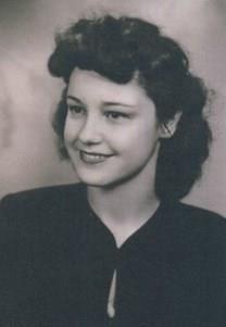 Faye Faye Gruenfelder obituary photo