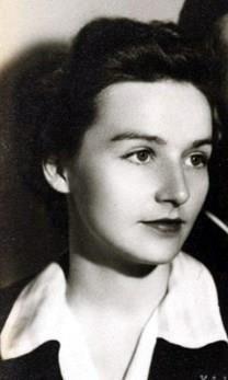 Mavis Gretchen Rendall obituary photo