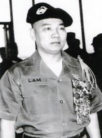 Hoang Xuan Lam obituary photo