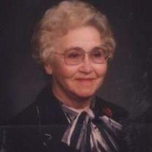 Margie Bell Vaughn
