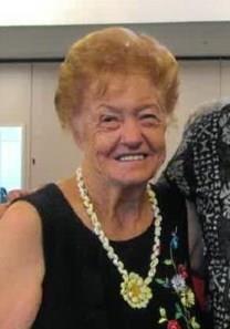 Mary Ann Werner White obituary photo
