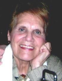 Mary Cirigliano obituary photo